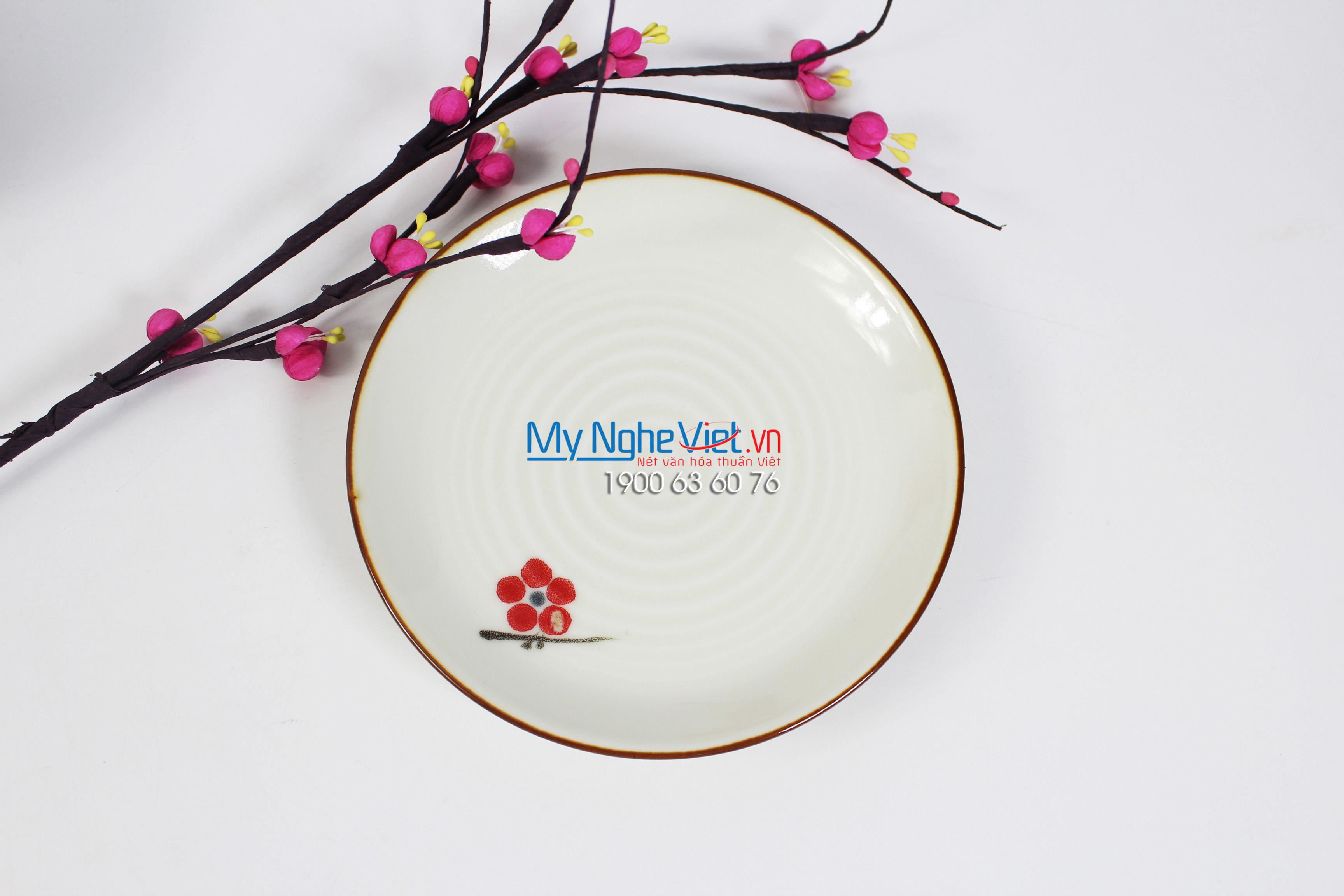 Bộ tô đĩa một người MNVBBA31-7